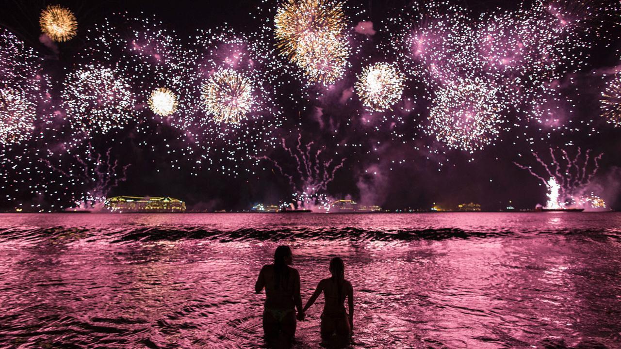 Мечты сбываются! Новый год в Бразилии!