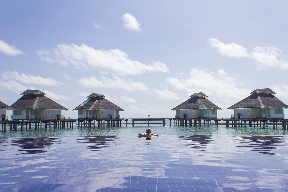 Спецпредложение от отеля Huvafen Fushi Resort & SPA!