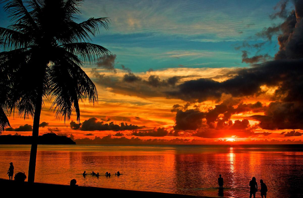 Акция на отель Westin Guam Resort!