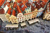 Старая Городская Площадь в Праге