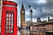 Знаменитый телефон в Лондоне