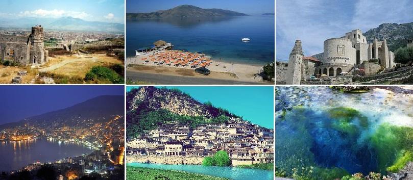 Праздничный экскурсионный тур: природные и культурные наследия Албании.
