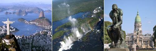 Мечты сбываются (Рио де Жанейро - Водопады Игуасу - Буэнос-Айрес).