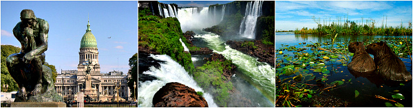Джунгли и водоемы Ибера (Буэнос-Айрес - водопады Игуасу - Кориентес - Ибера).