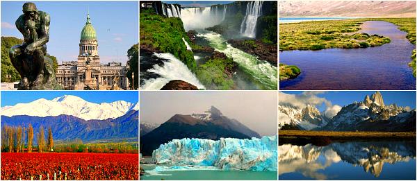 Приключенческий тур по Аргентине (Буэнос-Айрес - Игуасу - Мендоса - Калафате - Чальтен).