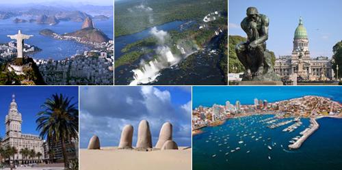 Столицы Латинской Америки (Рио де Жанейро - Игуасу - Буэнос-Айрес - Монтевидео-Пунта дель Эсте).