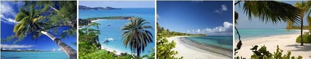 Антигуа и Барбуда. Пляжный отдых.