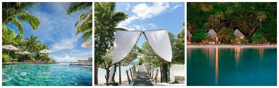 Свадебная церемония на Фиджи в Likuliku Lagoon Resort 5*