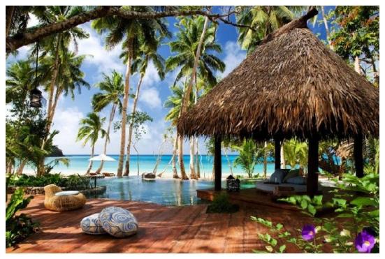 Новогодний отдых на белоснежных островах Фиджи