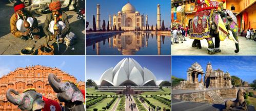 Золотой треугольник Индии! Экскурсионный тур!