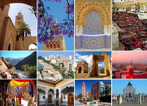 Экскурсионный тур в Марокко!