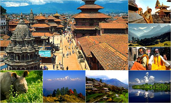 Духовный и экзотический Непал