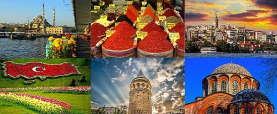 Экскурсионный тур в Стамбул!