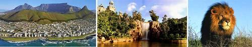 Кейптаун (4н) – Водопад Виктория (1н) - сафари-парк в Зимбабве (2н) - Йоханнесбург (1н);