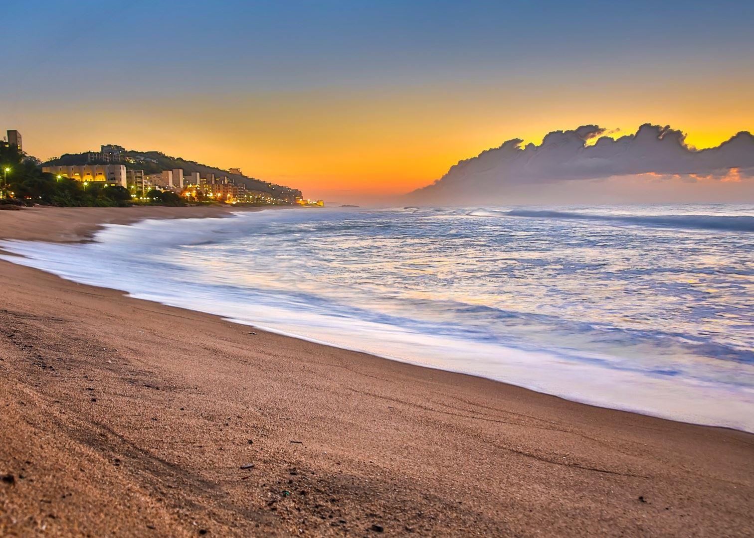 Кейптаун (4н) - пляжи Дурбана (4н);