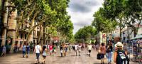 улица Ла Рамбла