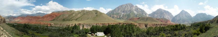 Туры в Кыргызстан (Киргизию)