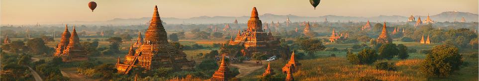 Туры в Мьянму (Бирму)