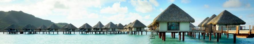 Отдых на Французской Полинезии
