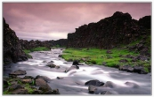 Летом Исландия преображается и расцветает невероятными красками