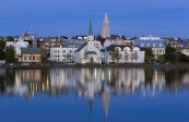 Колоритная столица Исландии
