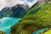 Алтай. Кучерлинское озеро