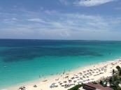 Один из пляжей комплекса Atlantis. Остров Парадайз