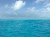 Открытое море близ острова Эксума