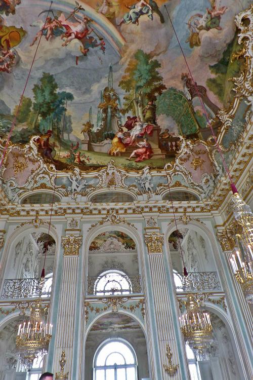Дворец Нимфембург в Мюнхене