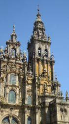 Город Сантьяго де Компостелла является конечной точкой поломнического пути Сантьяго
