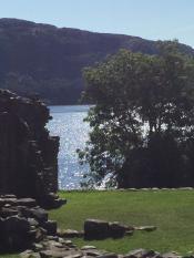 Сияние озера Лох-Несс