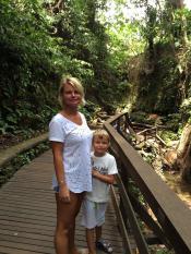 Прогулки по экзотическим тропинкам