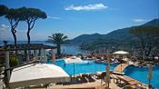 о.Искья. Вид на Лакко Амено из отеля San Montano