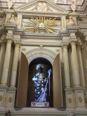 Святой Колоджио - самый почитаемый на Сицилии, как у нас Николай угодник