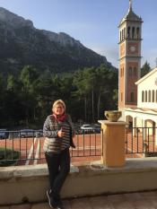 Красоты Сицилии, проживаем в семинарии под Палермо