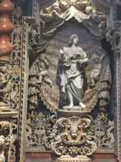 Знаменитое сицилийской барокко, каменные кружева...