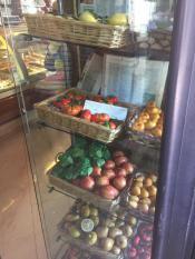 Сицилия, район Катании, это все марципановые сладости!