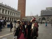 Венеция. На площади Сан-Марко
