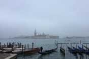 Венеция. Легендарный пейзаж рано утром
