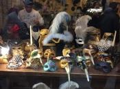Венеция. Фирменные маски