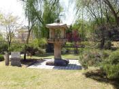 В окрестностях музея Корё в Кэсоне