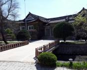 Улица традиционных корейских домов в Кэсоне. Наследие ЮНЕСКО