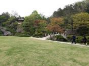 Центральный парк Пхеньяна