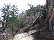 Горы Кымган