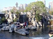 Пионеры города Пхеньяна