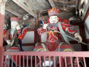 Стражники храма Бохен