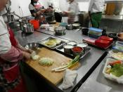 Мастер-класс по приготовлению кимчи
