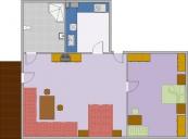 Апартамент №1