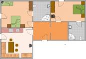 Апартамент №3 и №5
