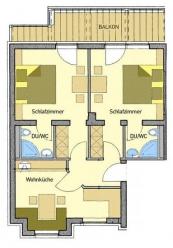 апартамент Type 2